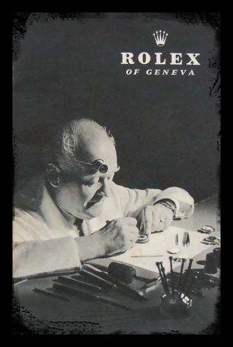rolex watchmaker